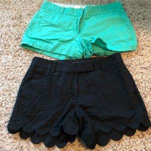 Jcrew shorts size 4